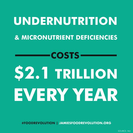 SHARE! Sign up now and join the #FoodRevolution www.jamiesfoodrevolution.org