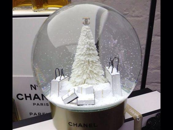 Chanel xmas!
