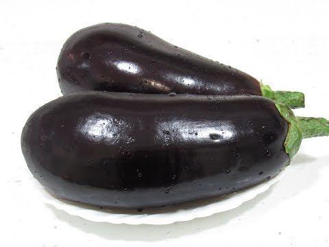 ستعشقون أكل البادنجان بعد معرفتكم هذه الطريقة لطهيه مقرمش بدون قلي Youtube Vegetables Eggplant Food