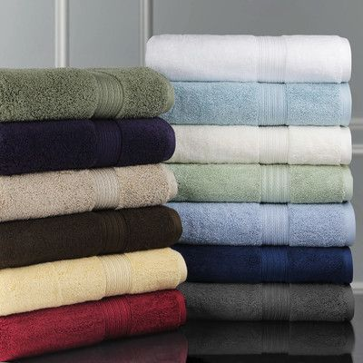 Luxor Linens Bliss Egyptian Quality Cotton Luxury Bath Sheet Color: