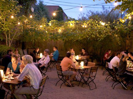 The Rustic Brooklyn Hotbed For Serious Food Types Has A Coveted Outdoor Garden And Old Stable