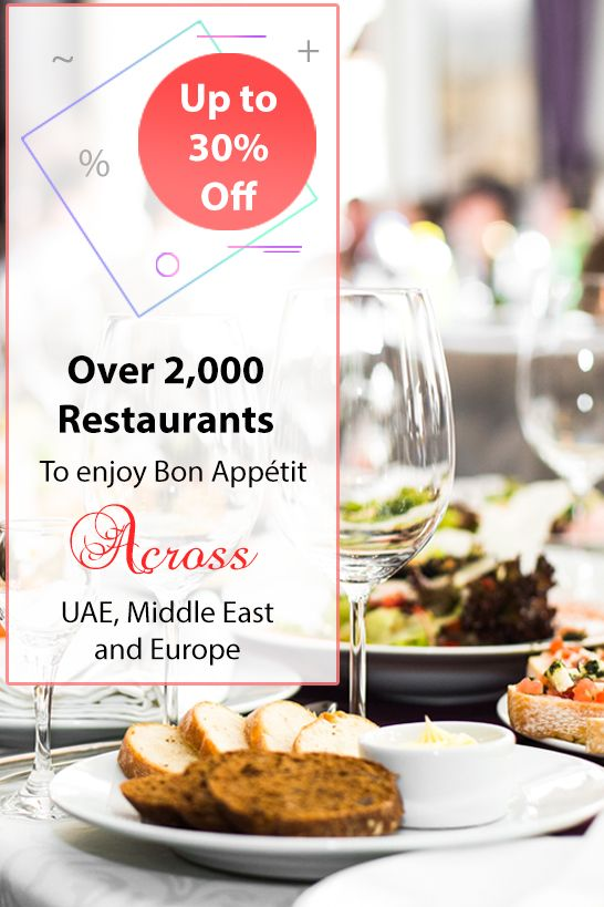 Exclusive Dining Experience By Emirates Nbd With Up To 30 Discount At Over 2 000 Restaurants Across Middle East Uae And Europe Nbd Diner Credit Card