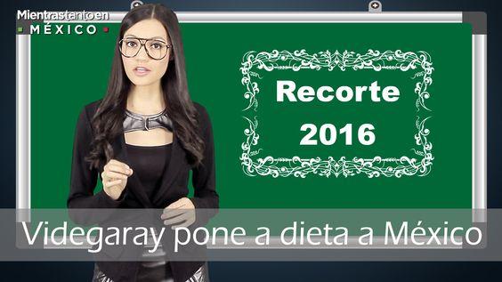 Videgaray pone a dieta a México
