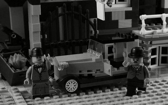 15-Year-Old's Stop-Motion Animation Recreates Famous Movie Scenes With LEGOs