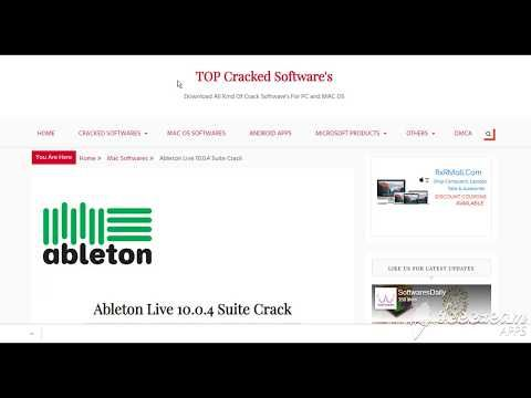ableton live free download with crack