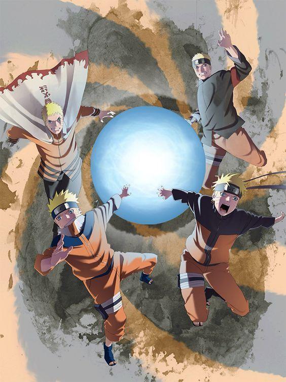 Naruto Oodama Rasengan Naruto Shippuden Anime Naruto Sasuke Sakura Anime