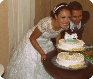 Casada, Feliz e Abençoada!: Algumas Fotos do meu Casamento