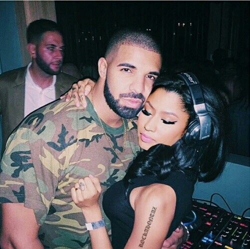 Drake & Nicki Minaj Why can't they just be together already.