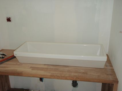 Lavabo cole allia salle de bain pinterest - Allia salle de bain ...