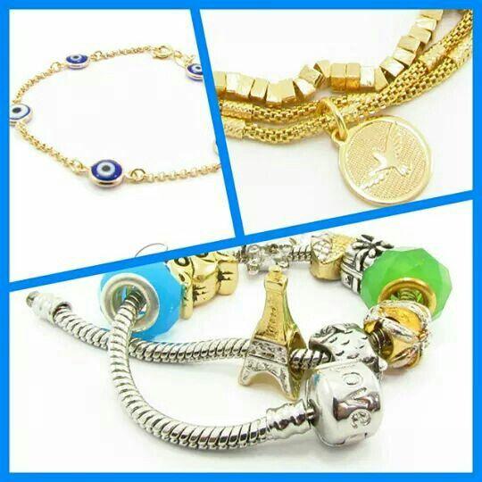 O seu estilo está na Cassie! Pulseiras folheadas a ouro, vários estilos e detalhes diferentes.   #Cassie #semijoias #acessórios #lookinspiração #trends #tendências #love #moda #fashion #Happy #instamoda #lookdodia #pulseirismo #Pulseira #estilo #inspiração