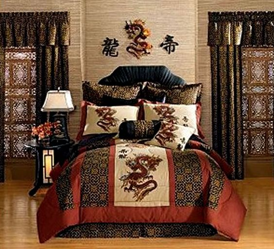 Asian Decor, Long Day And Bedroom Designs On Pinterest