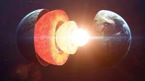 nucleo interno solido de la tierra - Búsqueda de Google