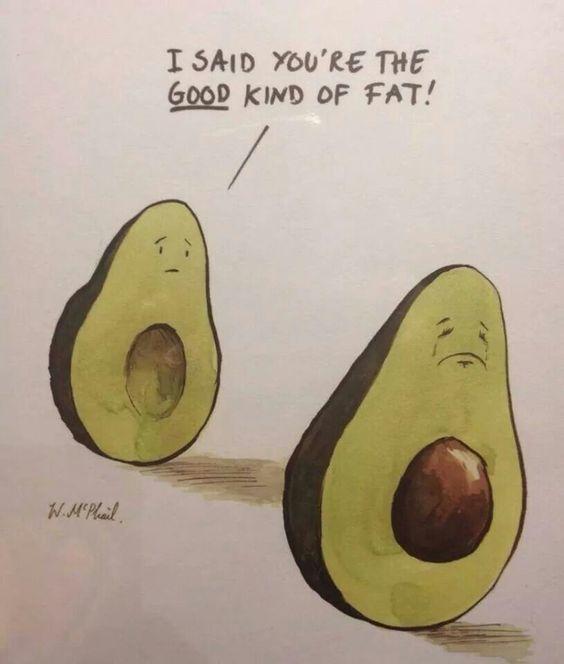 Good kind of fat