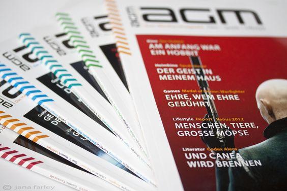 AGM Magazin - das Medienmagazin - mit Games, Heimkino, Lifestyle, Literatur und Verlosungen - mehr infos unter www.agm-magazin.de