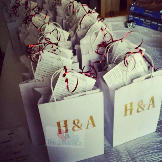 Wedding Guest Gift Ideas Diy : town gift bags welcome gift bags wedding wedding gift bags for guests ...