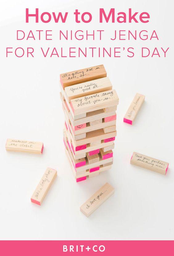 valentine at home date ideas