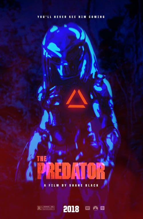 The Predator 2018 Download Hd 1080p F U L L Movie Dvdrip Dvdscr Hd