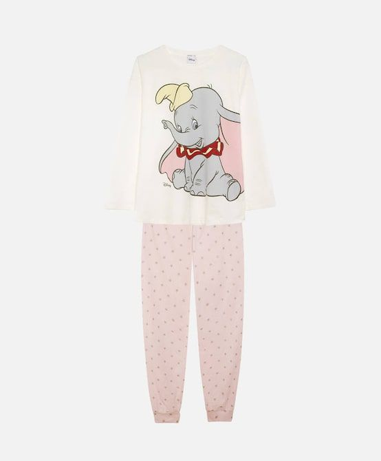 Il Pigiama Rosa Dumbo Disney