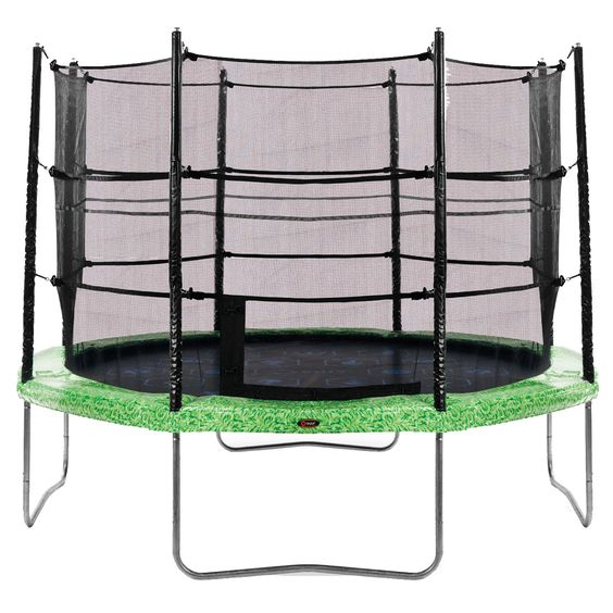 Vuly 10ft Trampoline and Tent £399