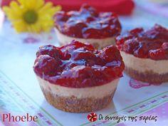 Mini Cheesecakes #sintagespareas