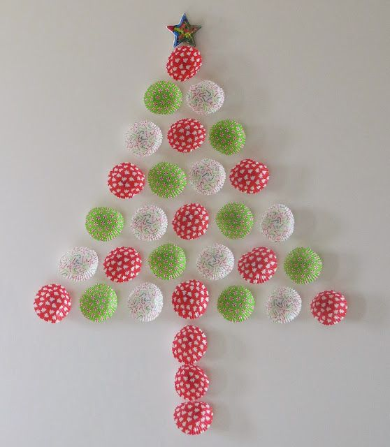 Christmas Decoration Ideas Paper : Trees christmas and paper on