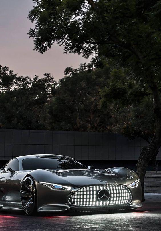 Mercedes-Benz Design A Concept Sports Car For Gran Turismo 6