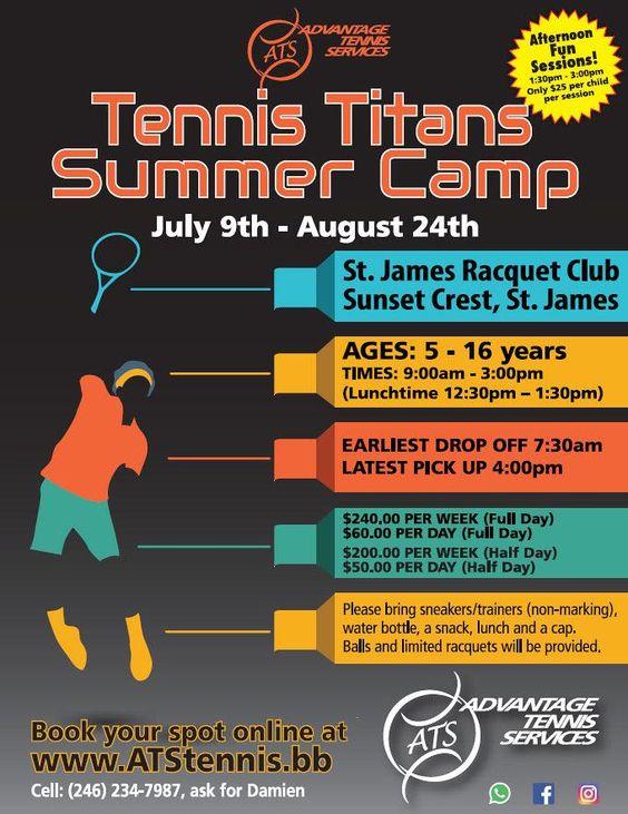 Barbados Summer Camps for Kids