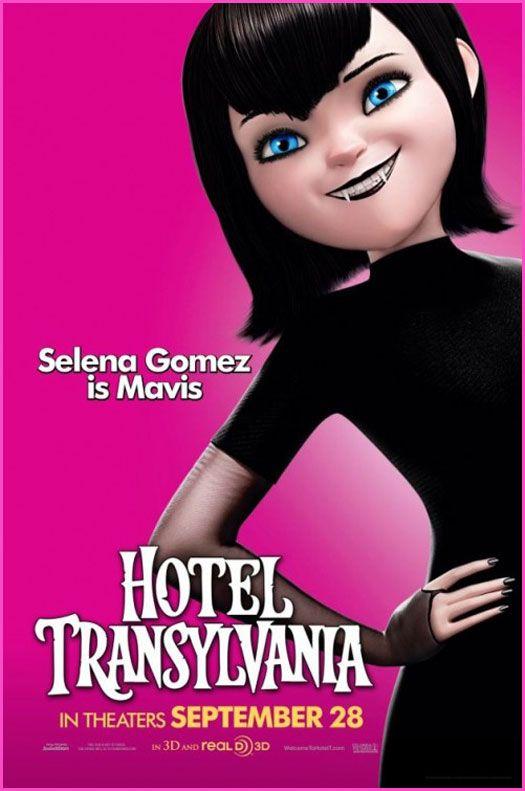 """Hotel Transylvania"" Mavis Movie Trailer"