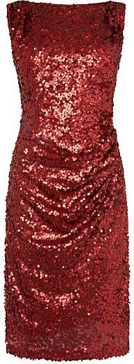 Pin for Later: Be Seen This Festive Season in a Sequinned Party Dress Phase Eight Angele Sequin Dress Phase Eight Angele sequin dress (£150)