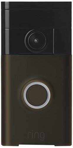 Ring Wireless Video Camera Door Bell Doorbell Chime Intercom WIFI, Bronze #Ring