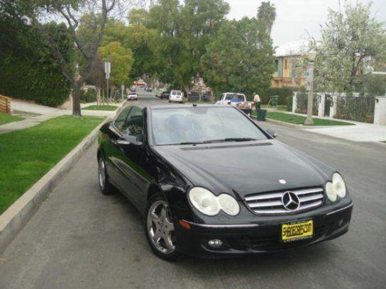 Convertible 2006 Mercedes Benz Clk 350 Cabriolet With 2 Door In Sherman Oaks Ca 91423 Mercedes Benz Cabriolets Benz