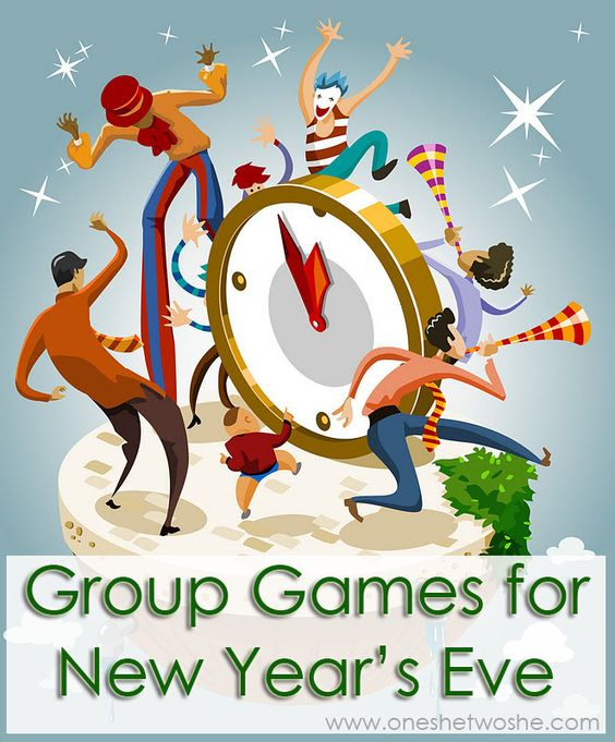 Group Games ~ Great for New Year's Eve! (and, scrumptious ...