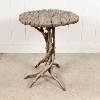 Delightful Faux Bois Vine Table | Treillage