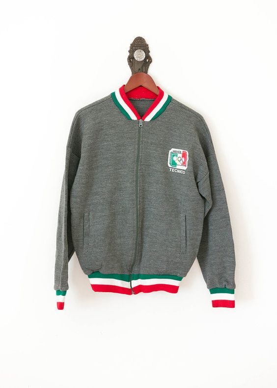 Mexico Baseball Jacket | Outdoor Jacket