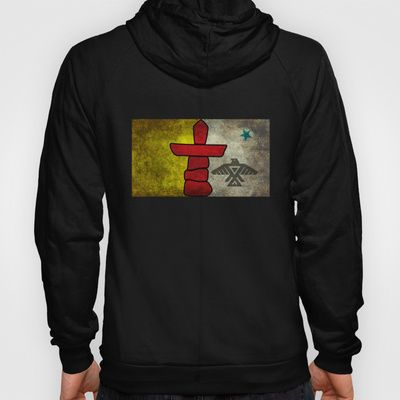 Two Cultures Hoody
