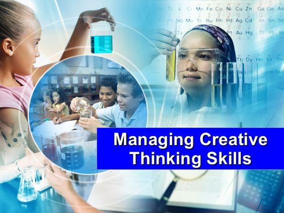 Creative Thinking Skills by Yodhia Antariksa via slideshare