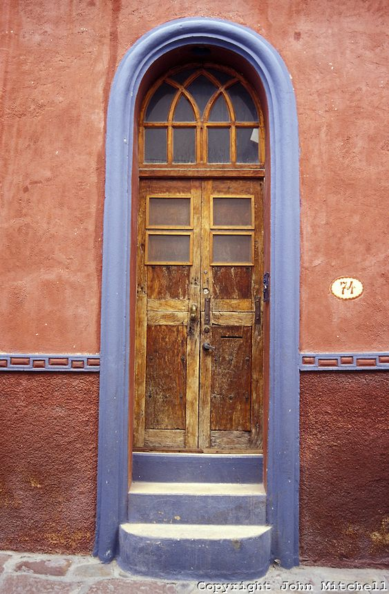 Spanish Spanish Colonial Houses And Old Doors On Pinterest
