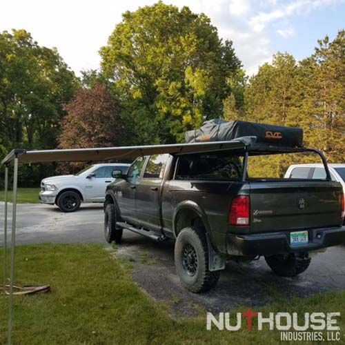 Nutzo Rambox Series Expedition Truck Bed Rack Nuthouse Industries Expedition Truck Rambox Overland Truck