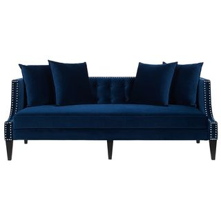 Furniture of America Agatha Traditional Tufted Sofa - 16437330 - Overstock.com Shopping - Great Deals on Furniture of America Sofas & Loveseats