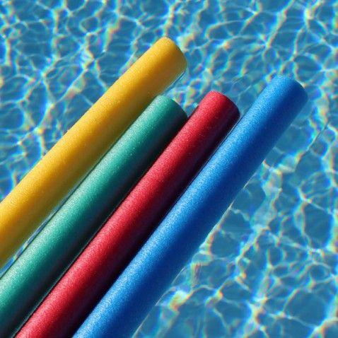 Frite de piscine mousse nage flottaison bou e natation for Accessoire piscine frite