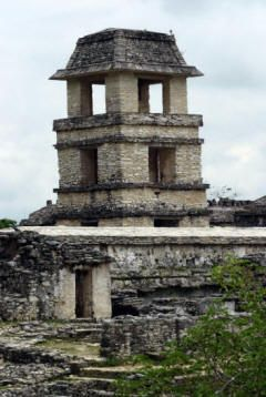 An ancient Mayan city of southern Mexico southeast of Villahermosa. It is the site of the Temple of Inscriptions, noted for its hieroglyphic tablets