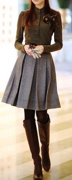 Perfect Tweedy Trend