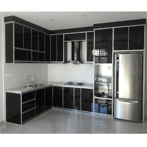 Kitchen Cupboards For Extra Storage And Kitchen Decor Aluminum Kitchen Cabinets Aluminium Kitchen Kitchen Cabinets Prices