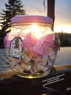 Journal Jar für 2012