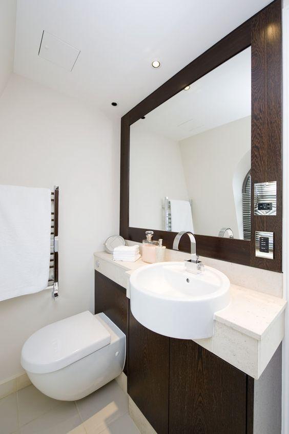 Luxury Limestone | Bespoke bathroom furniture by Woodstock Furniture
