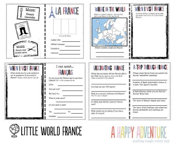 Facts about france for kids homework