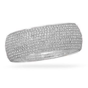 Crystal Fashion Bangle Bracelet