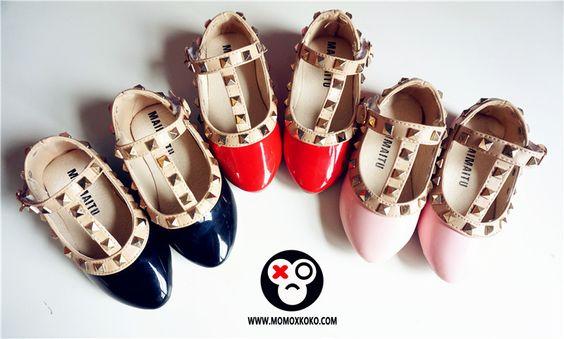 vanlantino shoes red – MOMOXKOKO