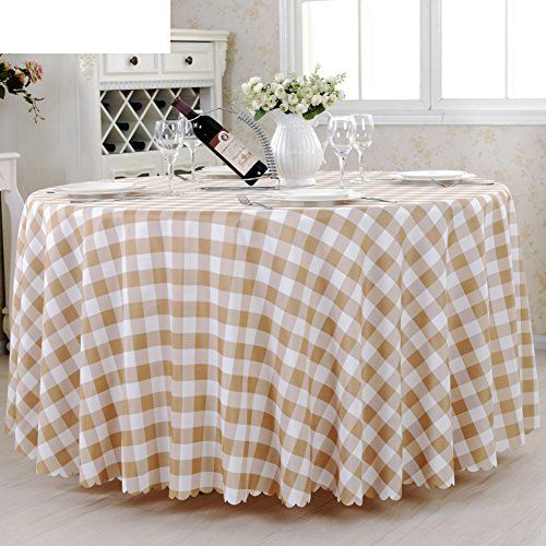The Style Of Hotel Tablecloth A Picnic Table Cloth Restaurant Tablecloths Multi Color Plaid Round Tablecl Modern Restaurant Table Cloth Dining Table In Kitchen