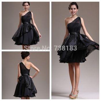 Free Shipping Sexy Black 2014 homecoming dresses 2014 vestido de festa vestidos femininos homecoming dress vestidos de festa